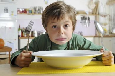 Les enfants ne bouderont plus leur assiette !