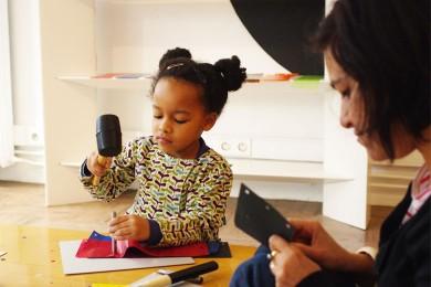 L'atelier parent-enfant Peekaboo