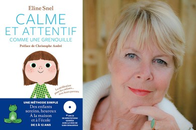 ITV Eline Snel : la Pleine Conscience pour déstresser les enfants