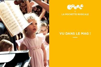 Initier vos enfants à la musique classique avec les goûters-concerts de La Pochette Musicale
