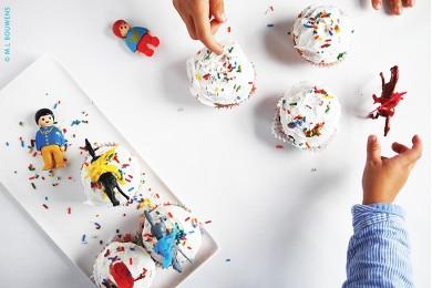 La recette du Cupcake autonome