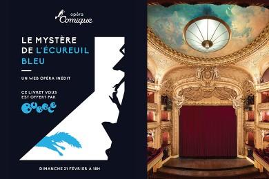 Emmenez vos enfants à l'Opéra !